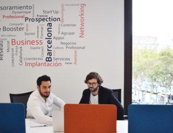 CCI Barcelone, open space et services | Installation entreprises françaises